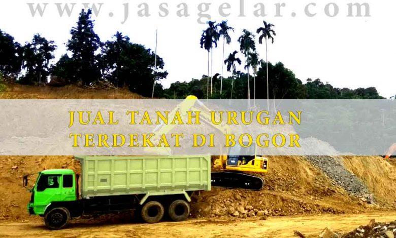 Jual Tanah Urugan Bogor