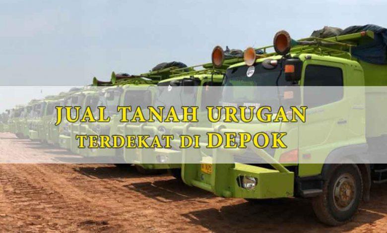 Jual Tanah Urugan Depok
