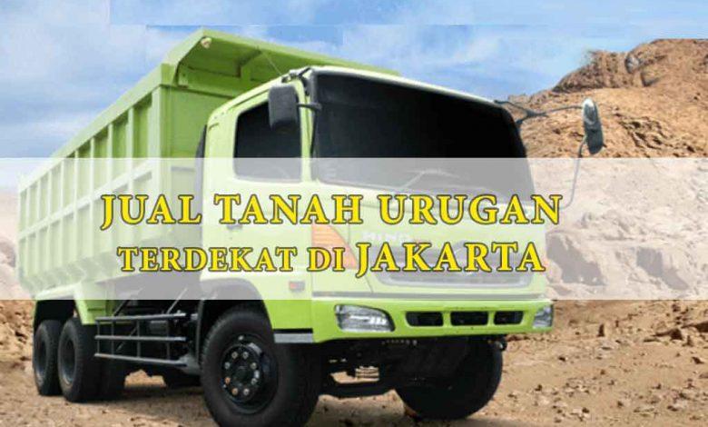 Jual Tanah Urugan Jakarta