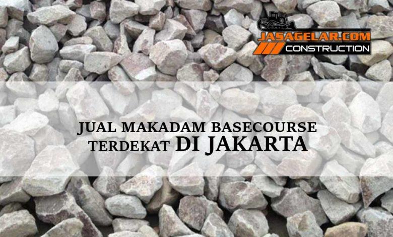 Jual Batu Makadam Jakarta