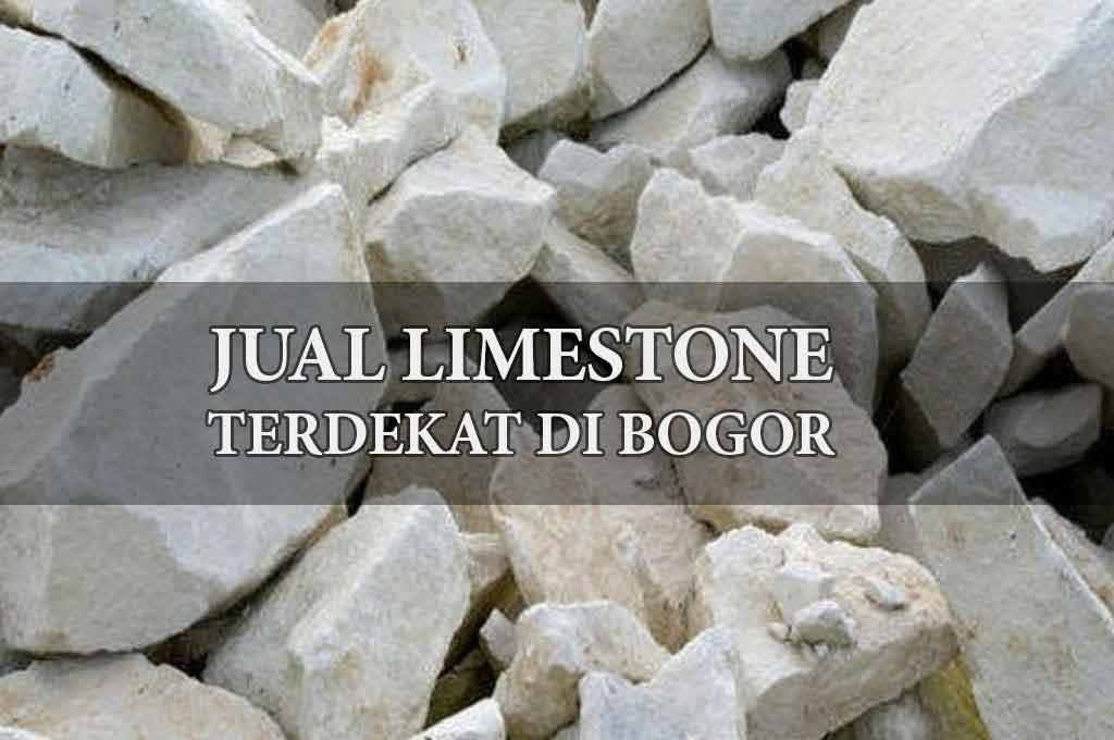 Jual Limestone Bogor